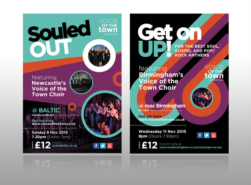 Creative leaflet design flyer music graphic design leaflets
