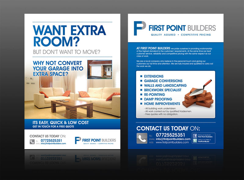 design & print in teesside - best flyer design