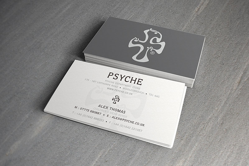 business card design service fashion creative
