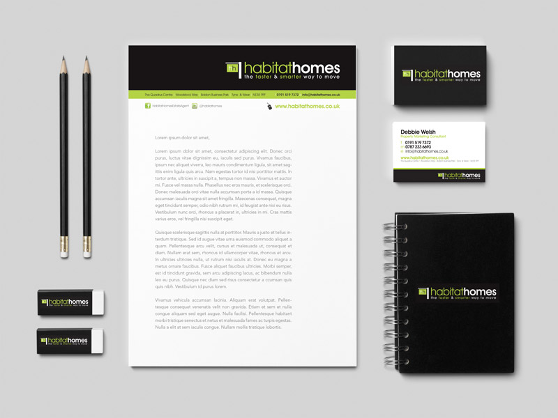 A personal letterhead business card printing and design for Where can i get business cards printed same day